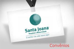 Hospital e Maternidade Santa Joana Convênios