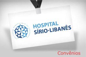 Hospital Sírio Libanês convênios