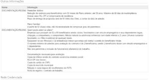 Regras: Contratação, Documentação e aceitação do Convênio Bio Vida Saúde